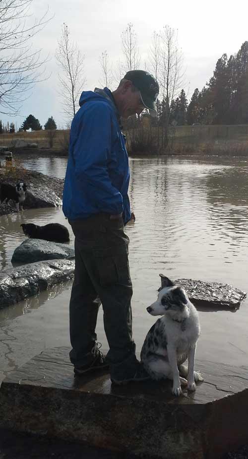 Dogpark Lake