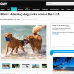 best dog park design usa todya