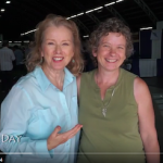 Leslie Lowe Interview at Heirloom Expo with Kaye Kittrell