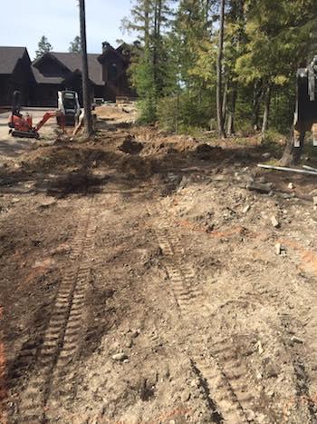pre-construction stream
